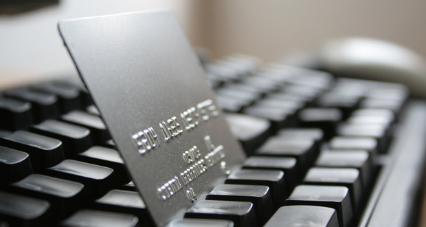 shopping online credit card