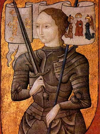 Joan of Arc - Tough Lady
