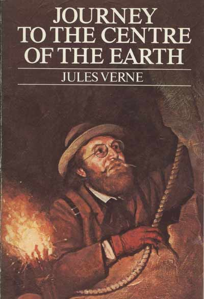 Cover of book Journey to the centre of the earth