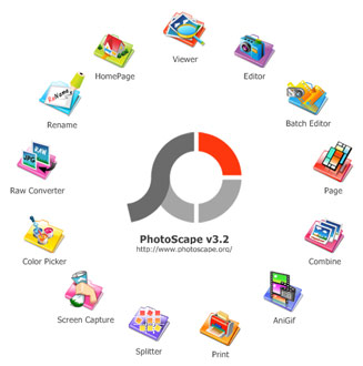 photoscape icons