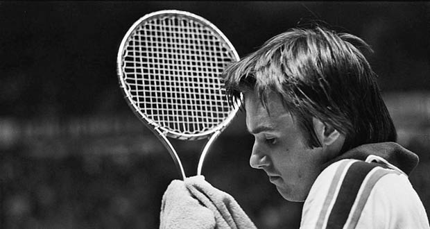 Jimmy Connors, Greatest male tennis player