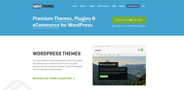 Woothemes site