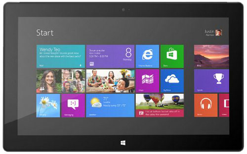 Microsoft Surface Pro Windows 8 Pro 128 Gb Tablet