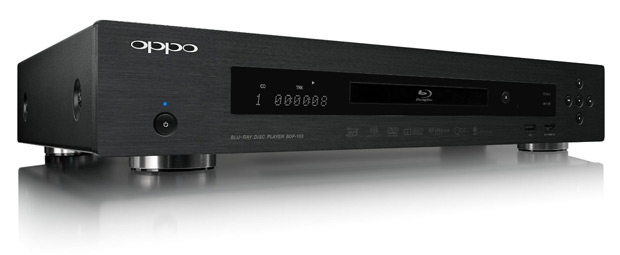 OPPO BDP-103 Universal Disc Player