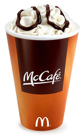 McDonald's Peppermint Mocha