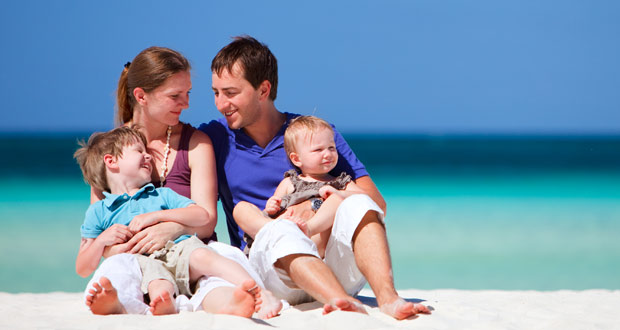 5 Great Family Vacation Destinations