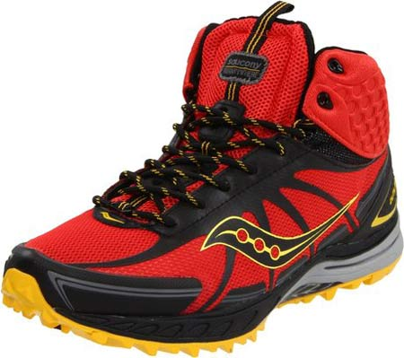 Saucony Men's Progrid Outlaw Trail Running Shoe